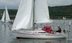 Sadler 25 sailboat