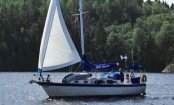 'Ta Hi', a Mariner 36 sailboat for sale