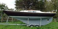 Marieholm International Folkboat