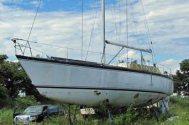 Morning Cloud, Sir Edward Heath's famous ocean racing sailboat