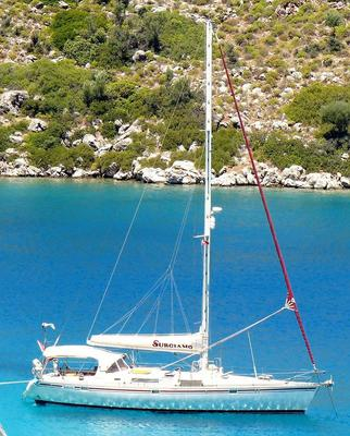 Surgiamo at Anchor - Hisaronu, Marmaris