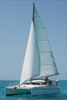 1998 Fountaine Pajot Tobago 35 Cruising Catamaran Irie