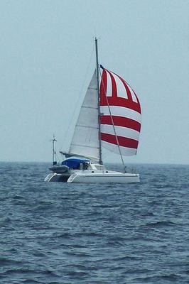 1998 Fountaine Pajot Tobago 35 Cruising Catamaran 'IRIE'