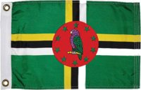 National Flag of Dominica