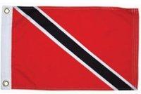 National Flag of Trinidad & Tobago