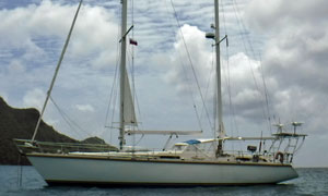 'Nada', an Amel Super Maramu 2000 for Sale