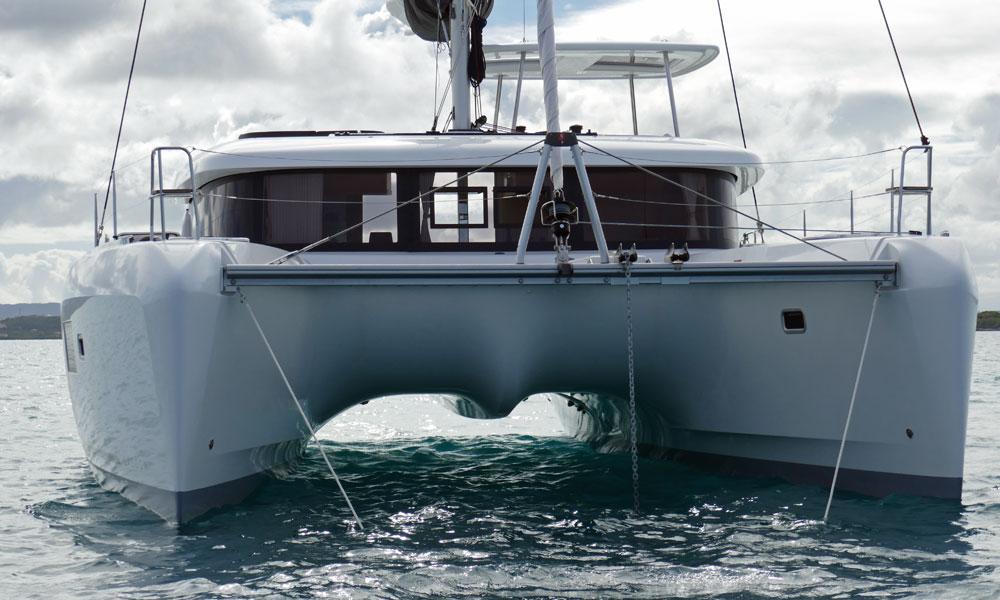 Is a Catamaran Sail Boat a Good Choice for Cruising?