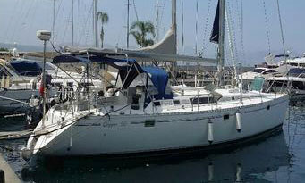 'Idylle 5', a 1989 Oceanis 500 for sale