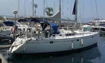 'Idylle 5', an Oceanis 500 for sale