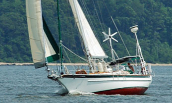 Cabo Rico 38 sailboat for sale