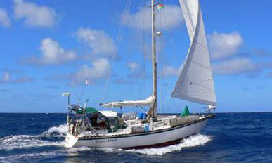 'Gypsy Wind', a Caliber 38 Cutter for sale