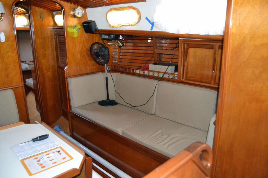 Cavalier 39 sailboat for sail