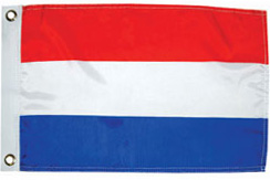 Netherlands (Dutch) courtesy ensign