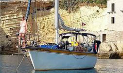Endeavour 37 Sailboat for Sale