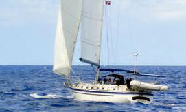 Endeavour 40 sailboat for sale