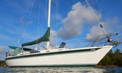 'Merrimist', an Ericson 38-200 for sale