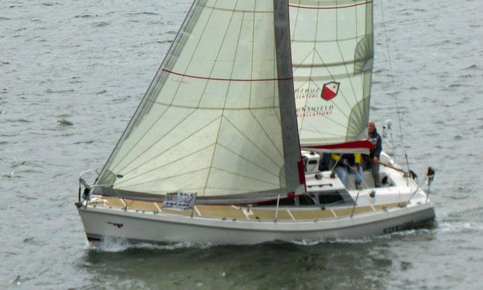 Popular Cruiser Yachts under 30 feet (9 1m) Long Overall