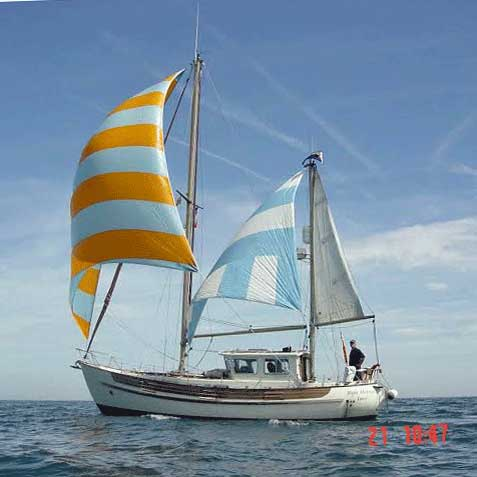 Is The Ketch Sailboat The Best Type Of Sailboat For Offshore Cruising
