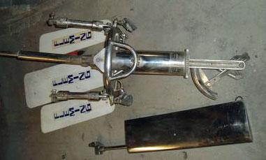 Fleming Windvane Self-Steering Gear