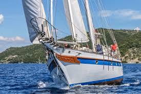 A Formosa 51 sailboat