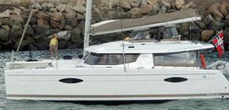 Fountaine Pajot Helia 44 Catamaran Maestro/owners version