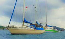 A GibSea 37 Ketch for sale