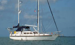 'Dulces Suenos', a Gulfstar Sailmaster 47 for sale