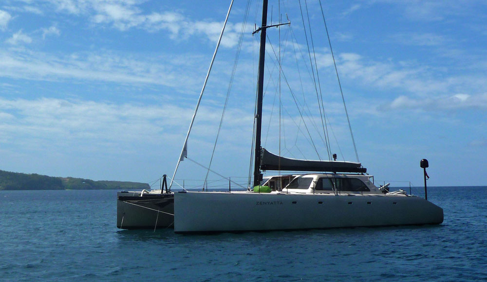 Gunboat 62 Catamaran