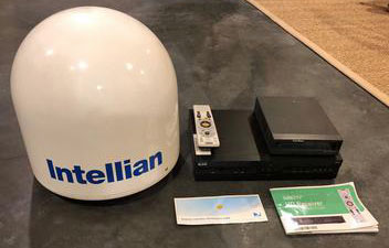 Intellian i2 US System