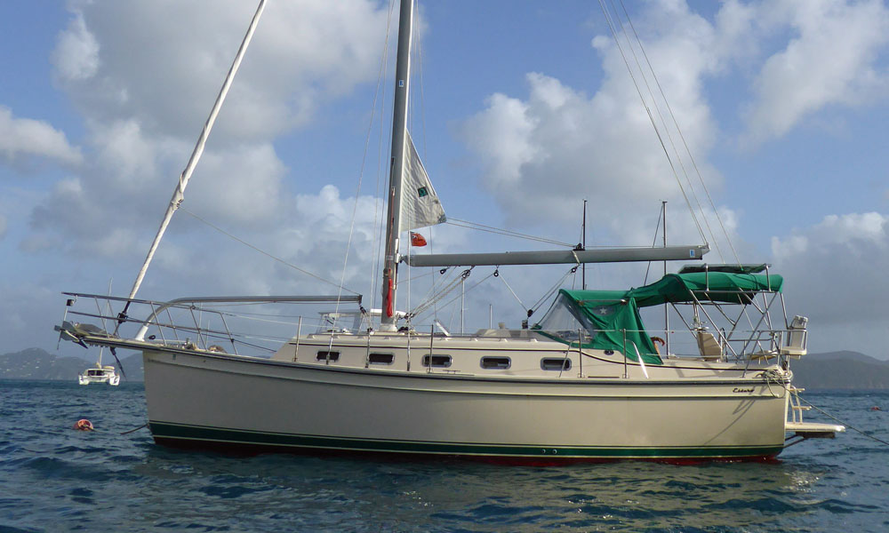 Island Packet Estero 36 sailboat