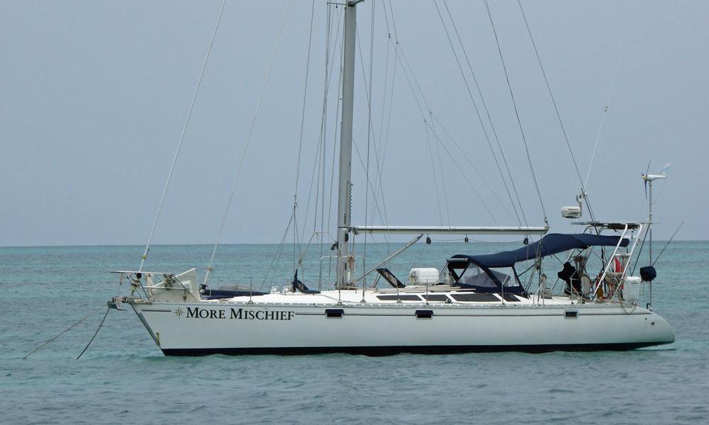 Jeanneau Sun Kiss 47 Cruising Yacht