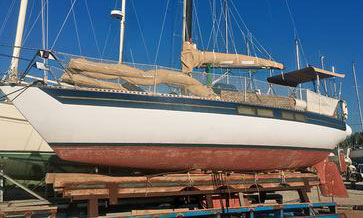 A Kings Cruiser 33 for sale