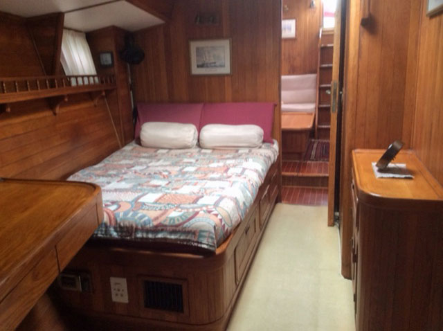 Dix 65 sailboat for sale