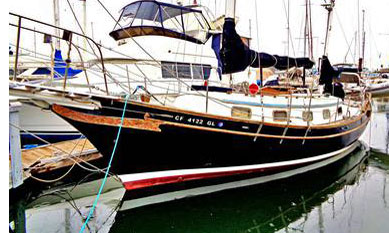 Magelan 37 sailboat for sale