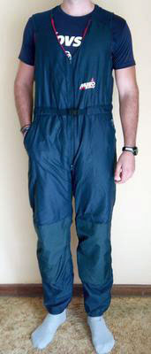 Musto Yachting Sleeve-less (Dungarees) Trousers