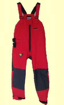 Ladies Musto MPX Performance Salopettes