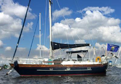Nantucket Island 38 sailboat for sale