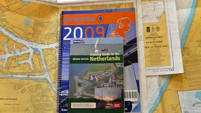 Netherlands Charts & Pilot Books