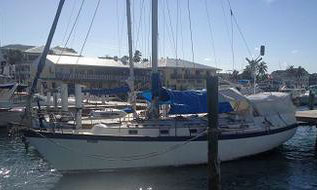 Pearson 38 sailboat for sale