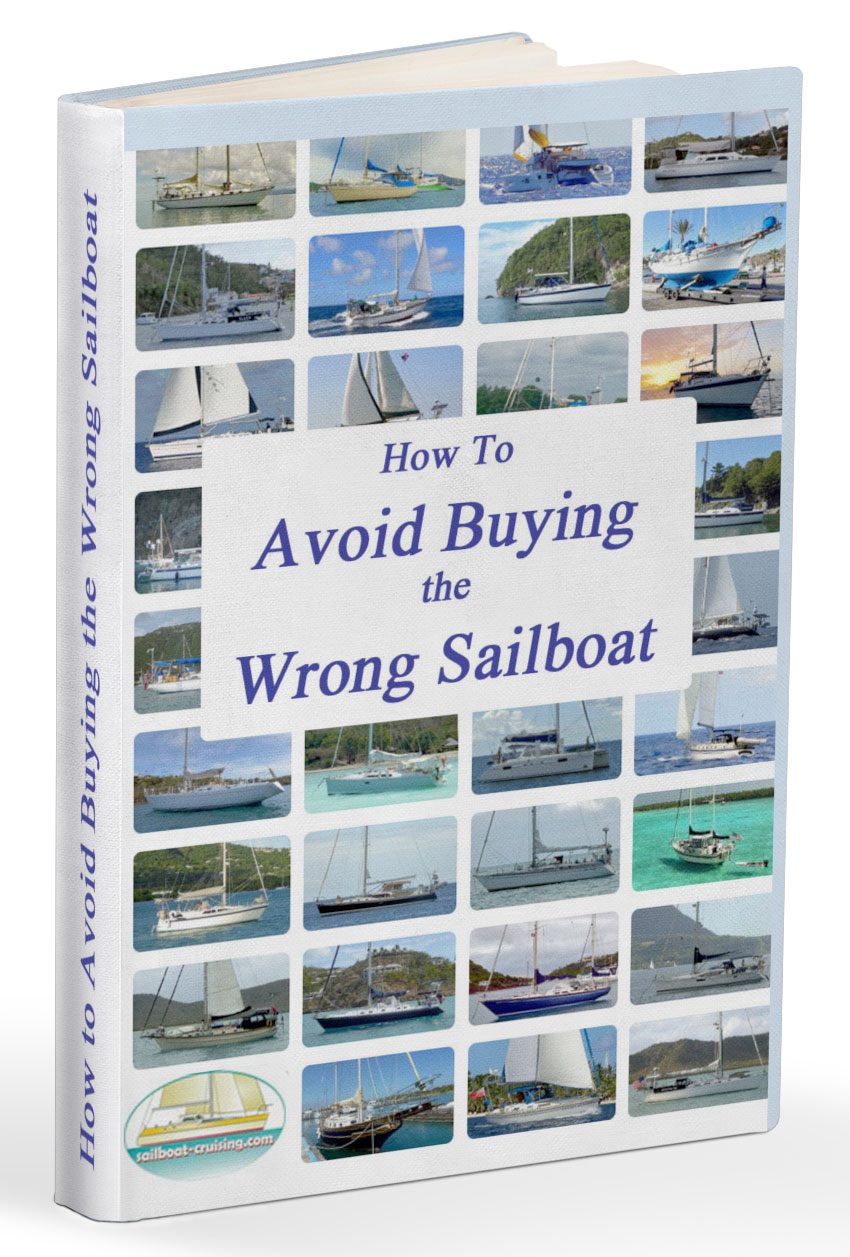 eBook: 'How to Avoid Buying the Wrong Sailboat', by Dick McClary