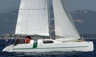 'Very Crazy' - a Profil 99 Cruising Catamaran