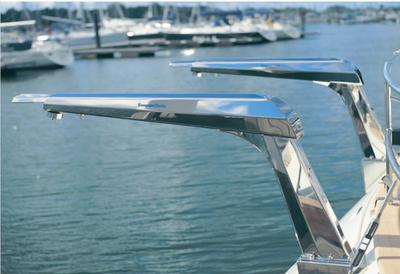 Simpson Model 8 Electric Davits for sale