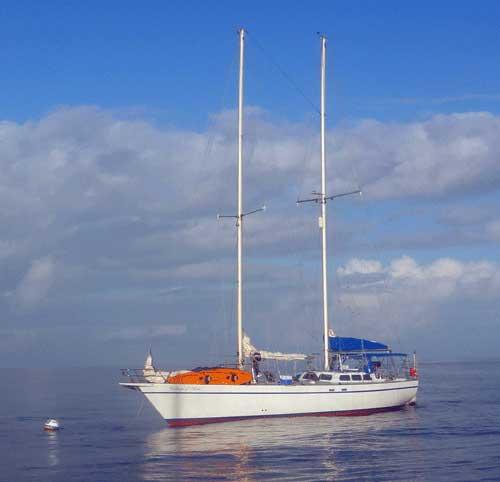 A Southern Ocean 60 schooner