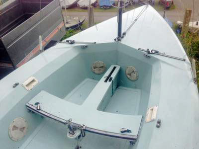 Tasar Dinghy and Sails for sale