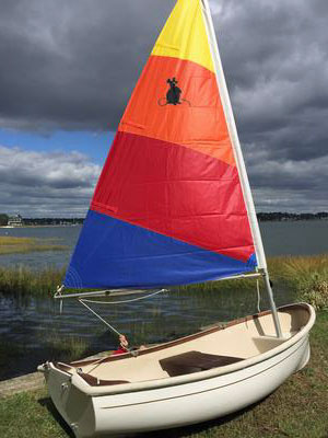 Used Trinka Sailing Dinghy for Sale