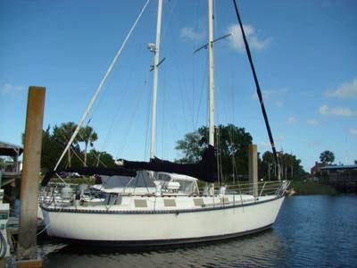 'Ocean Odysea', a Watkins 36 for sale