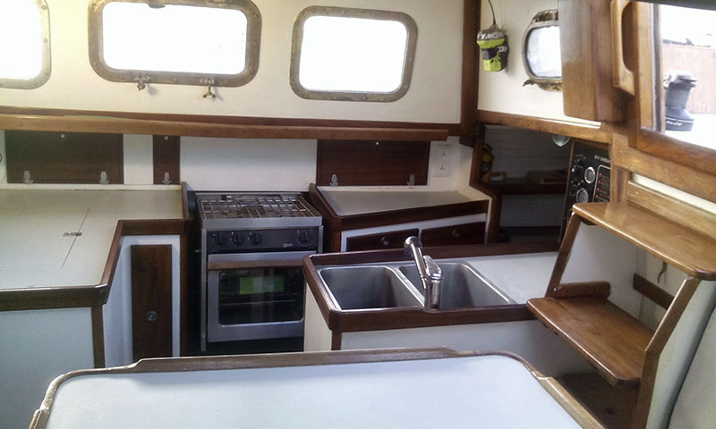 Westsail 42  for sale