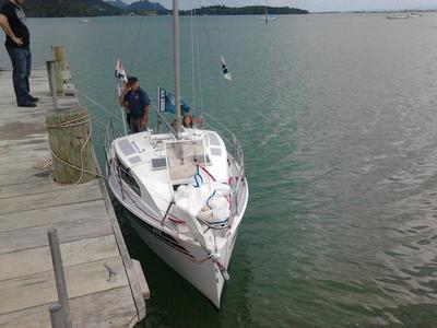 First launch at Parua Bay, Whangarei