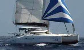 FP Bahia 46 catamaran for sale