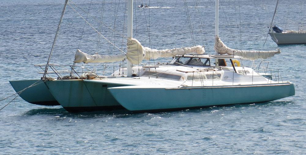 Can Catamaran Sailboats Make Good Offshore Cruising Sailboats